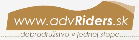 www.advRiders.sk – dobrodružstvo v jednej stope