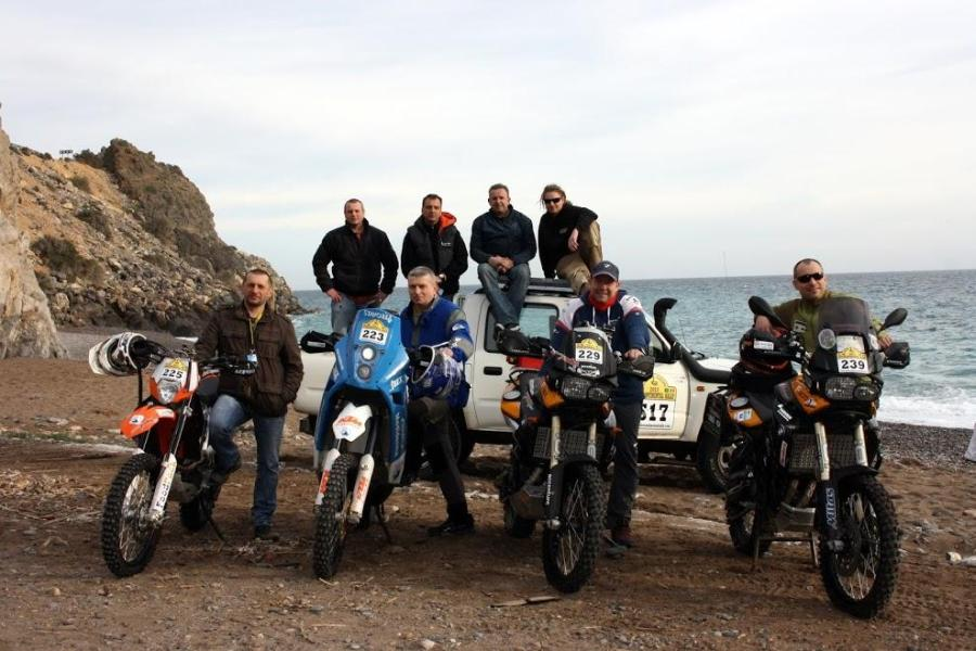 00 – Czech Beer Rally Team