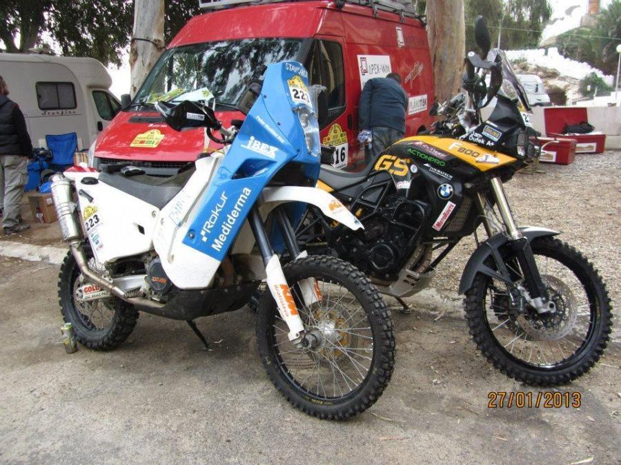 00 - KTM + BMW