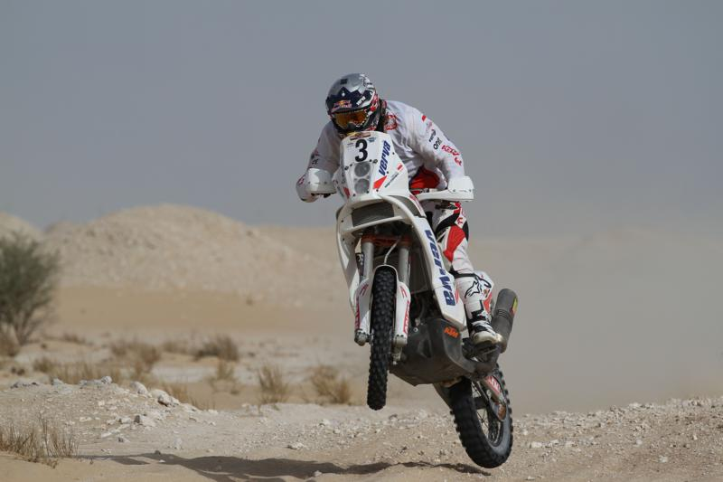 QATAR SEALINE RALLY 2013