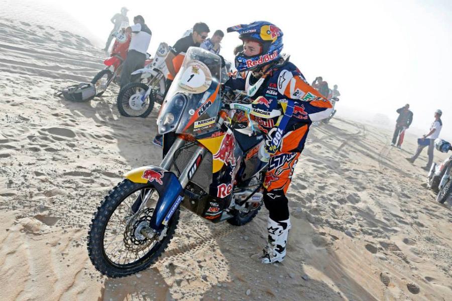Abu Dhabi Desert Challenge 2015
