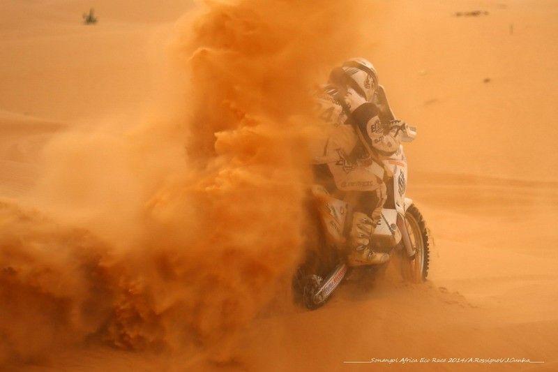 Africa Eco Race 2014 skončila