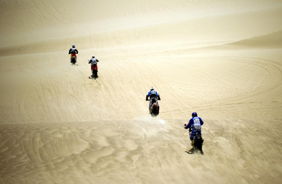 2013 Dakar Rally - Day One