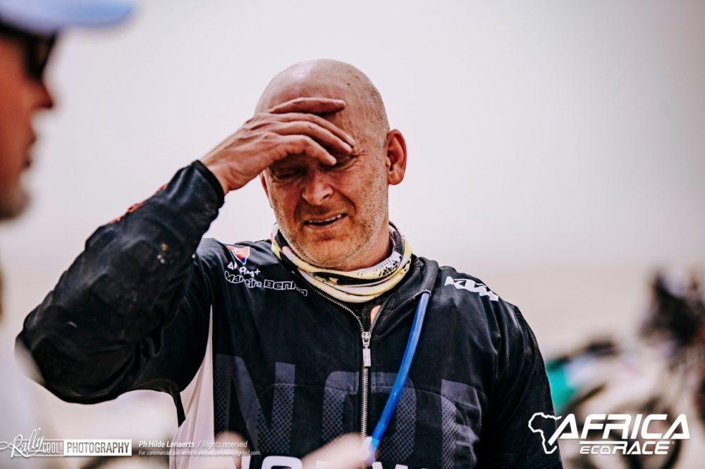 Maťo Benko smeruje na Dakar