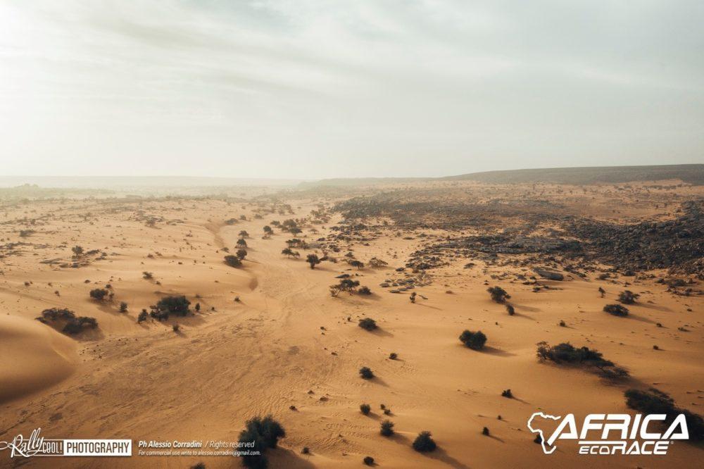 Africa Eco Race 2021 mení trasy