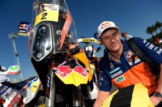 Dakar 2014 – reporty