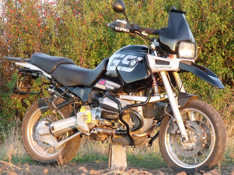 Facelift po vychodňarsky pre BMW R 1100 GS