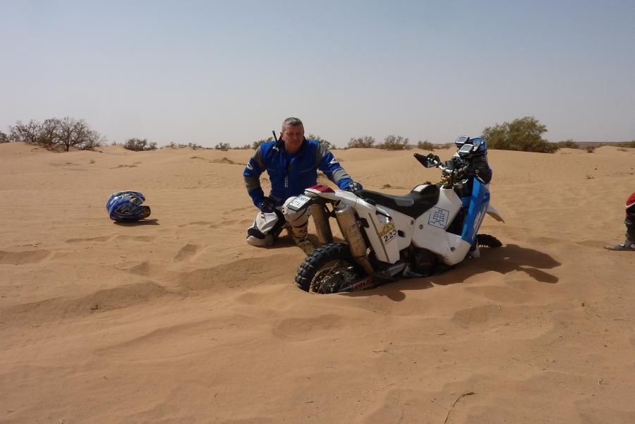 Maroko 2014 – M´hamid