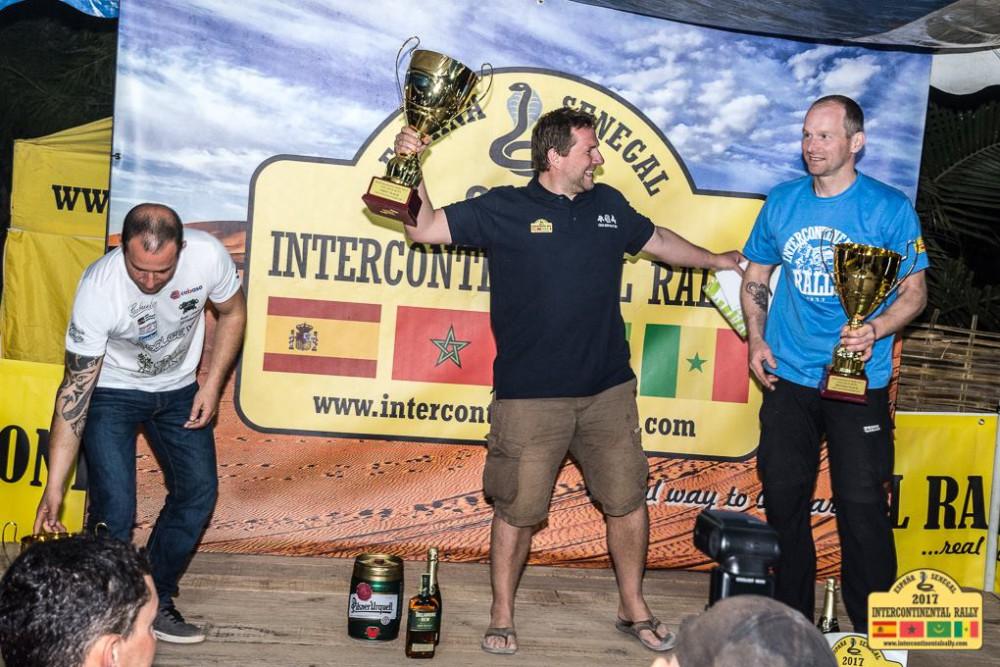Intercontinental Rally 2017 očami víťazov