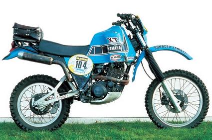 1982--XT550