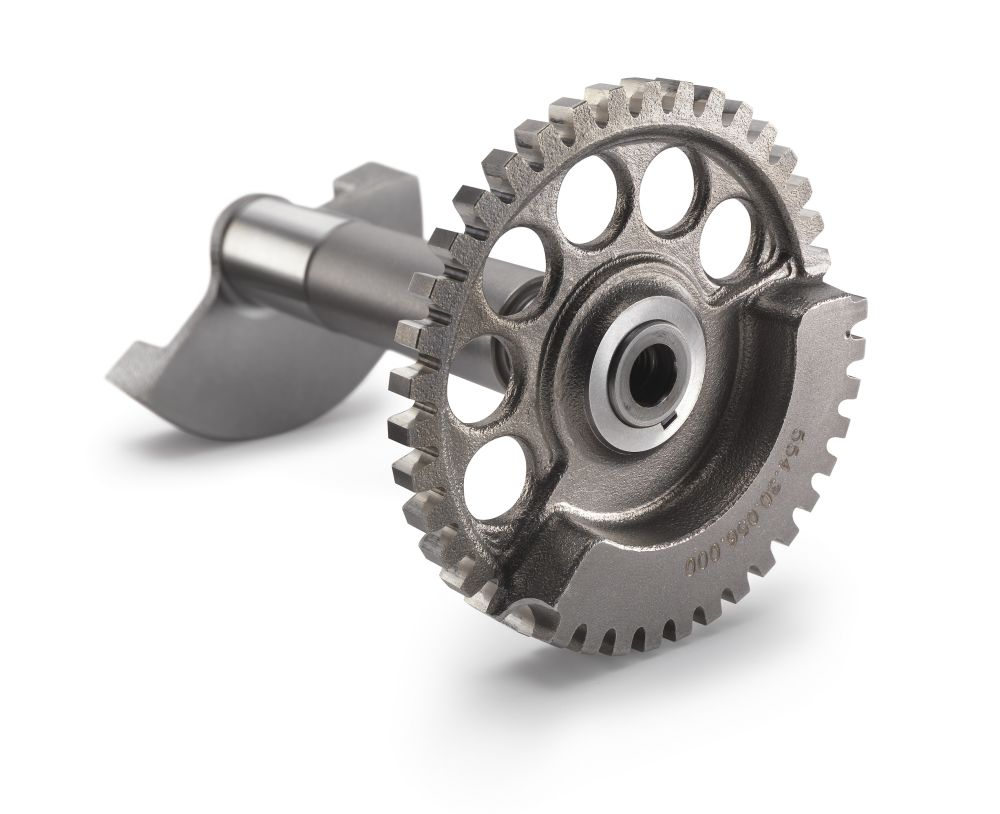 2-stroke_Counter balancer shaft