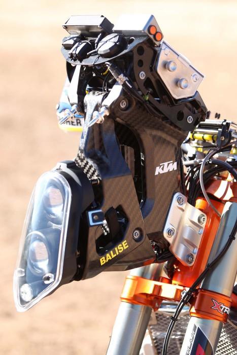 Motocross Action Magazine | MXA'S 2014 KTM 450SXF MOTOCROSS TEST ...