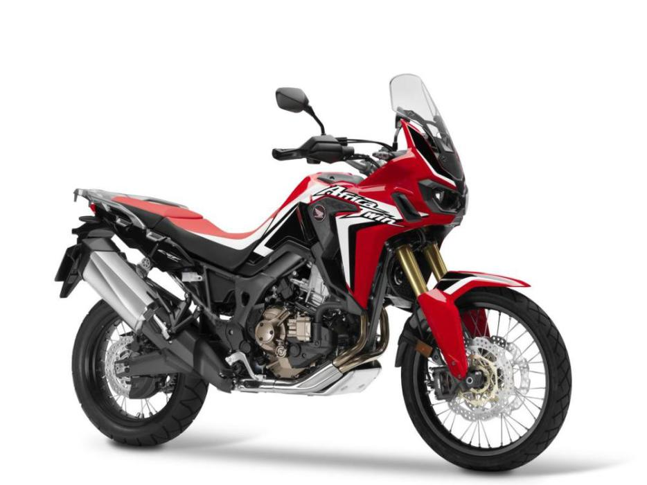 Honda CRF 1000L predstavená