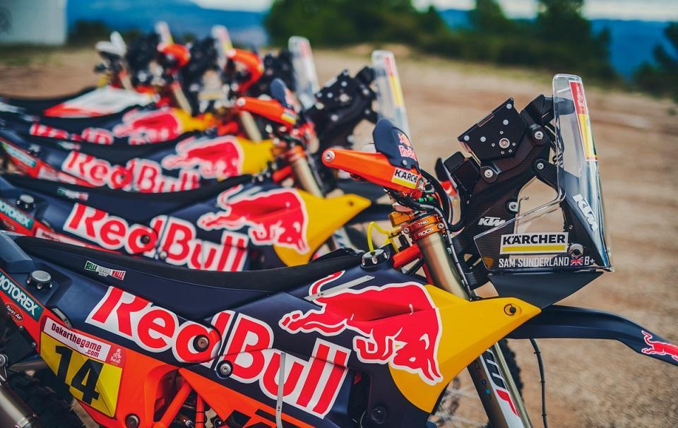 Dakar 2019 – KTM