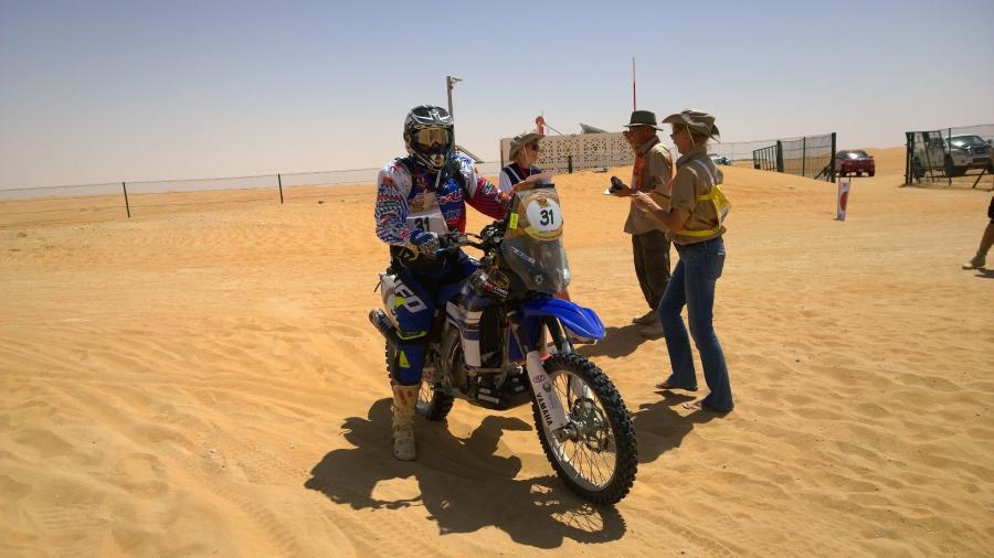 Jano Zaťko na Abu Dhabi