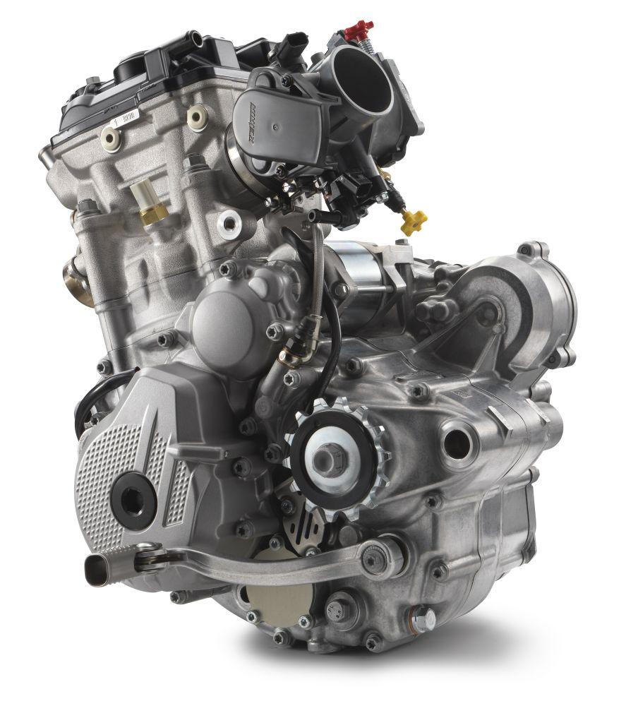350 EXC-F_Engine