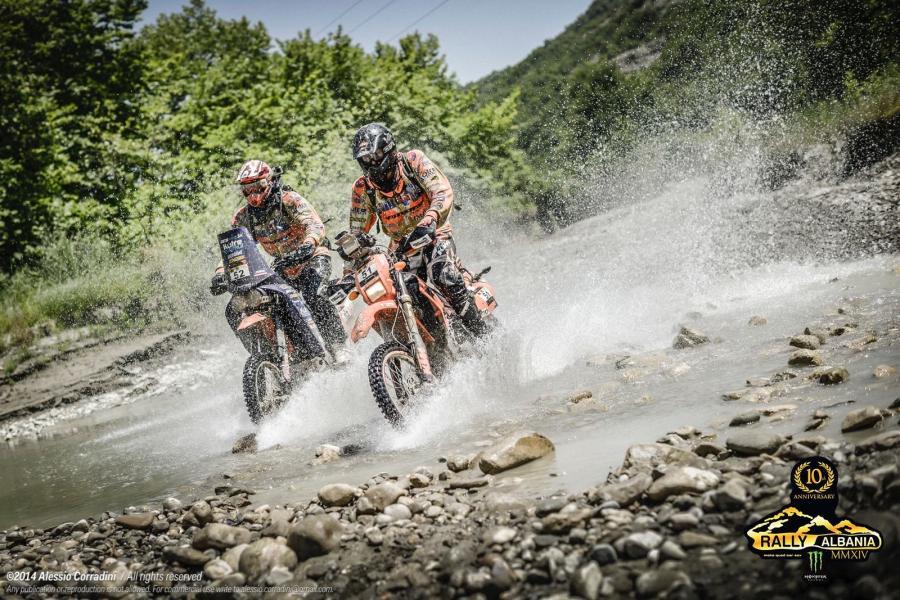 Výsledky Rally Albania 2014