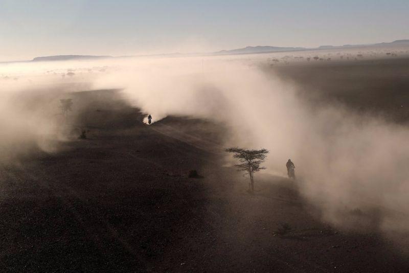 Africa Eco Race – Benko 3. a Zaťko 4. celkovo!!!