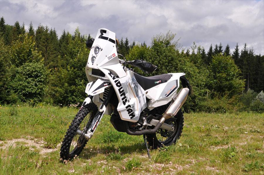 KTM 690 R Basel