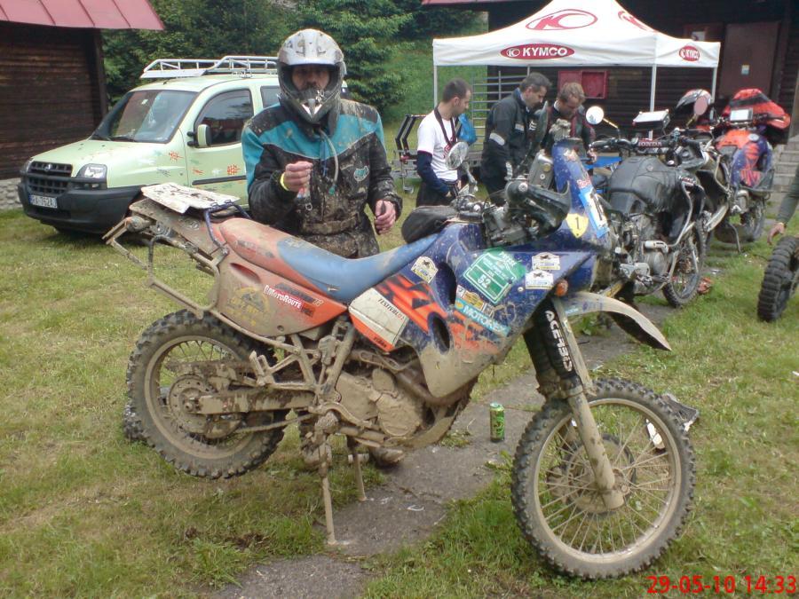 Kráľovná adventure – alebo KTM LC 4 ADVENTURE R