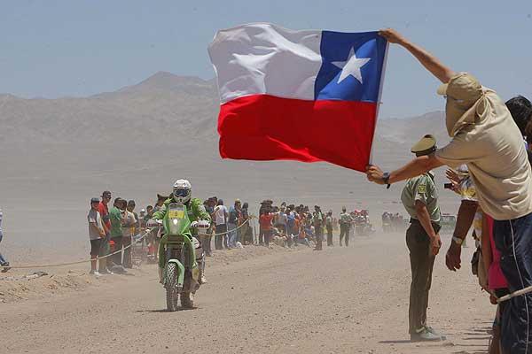 Dakar-Chile