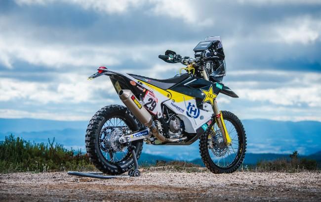 Dakar 2019 – Husqvarna
