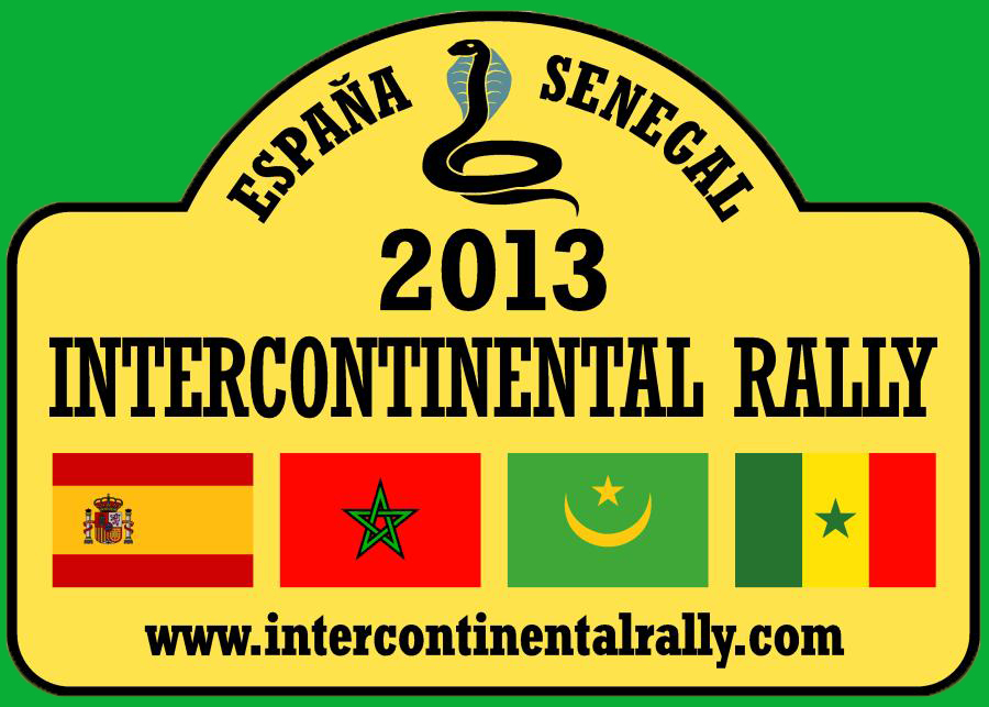 INTERCONTINENTAL RALLY 2013 LIVE