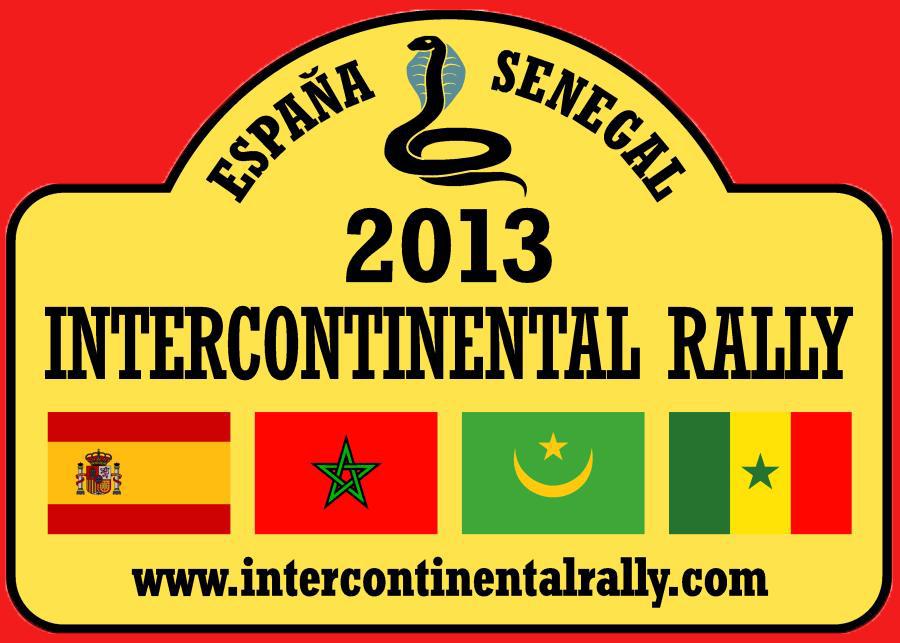 INTERCONTINENTAL RALLY 2013 – hotovo s prípravami