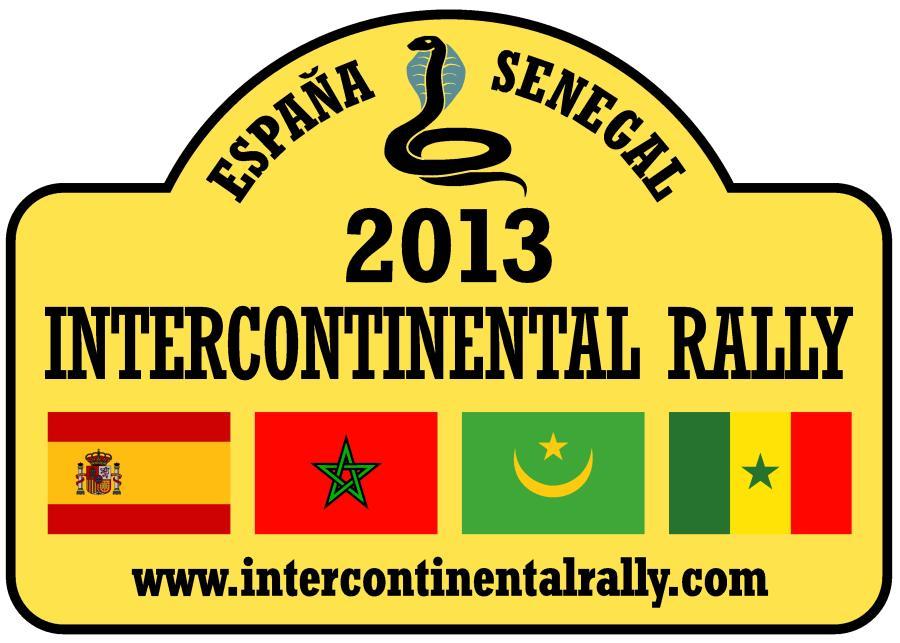 INTERCONTINENTAL RALLY 2013 – o mesiac štartujeme