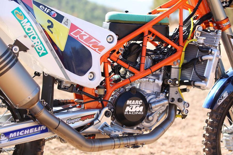 Továrne a jazdci pred Dakarom 2014 – II.