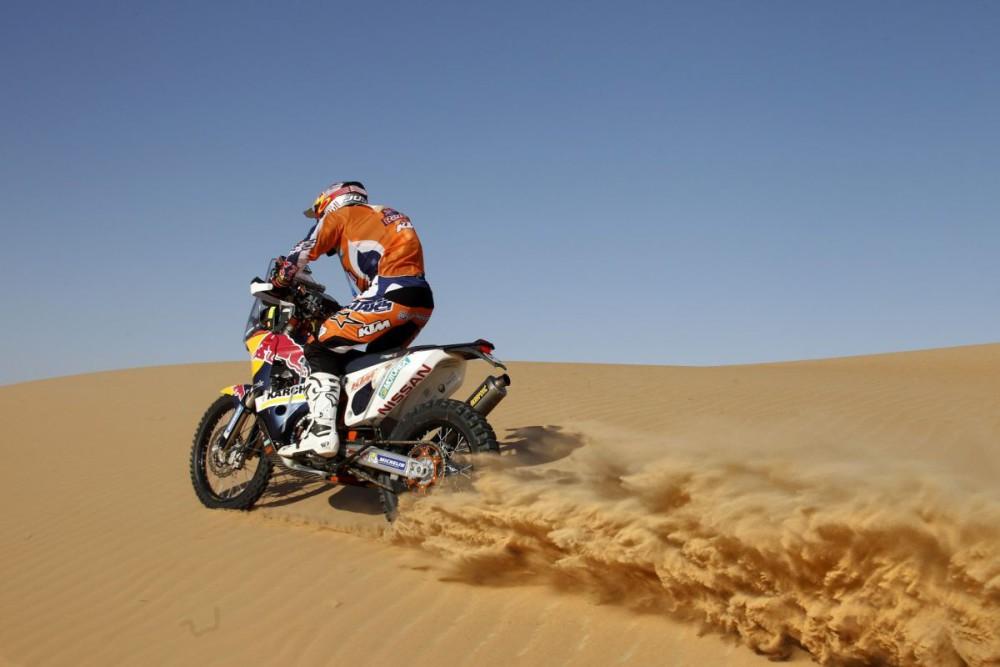 Dakar 2017 a KTM