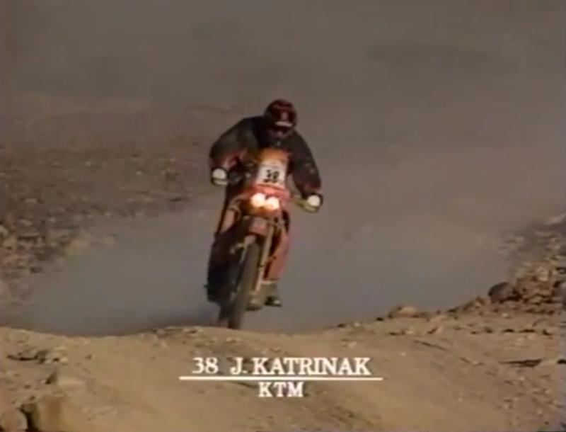 Katrinak na Dakar 1998