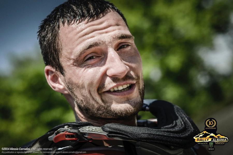 Ondrej Klymčiw – príbeh z Albánie 2014