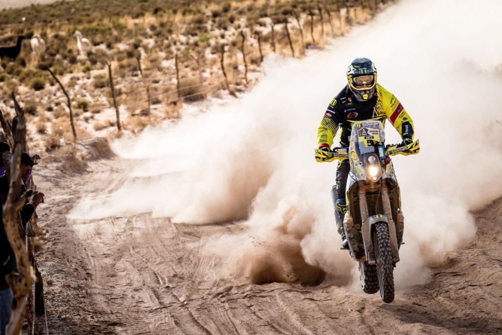 Štefan Svitko pred Dakarom 2018