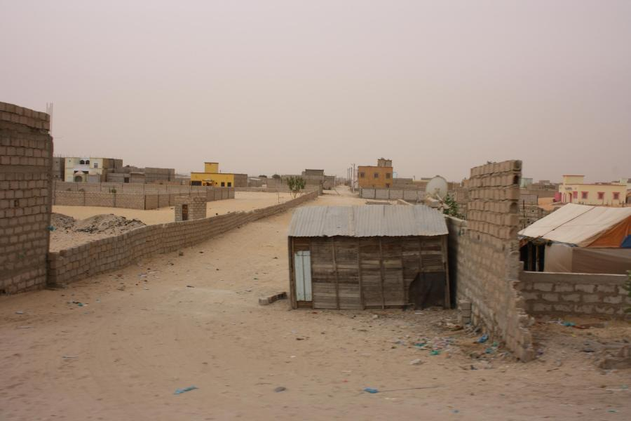 Metropola Mauretánie