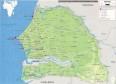 Senegal map0001