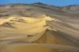 Sand dunes near Iquique, Atacama Desert