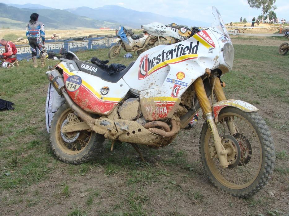 YAMAHA XTZ 750 SUPERTENERE (1989-1996)