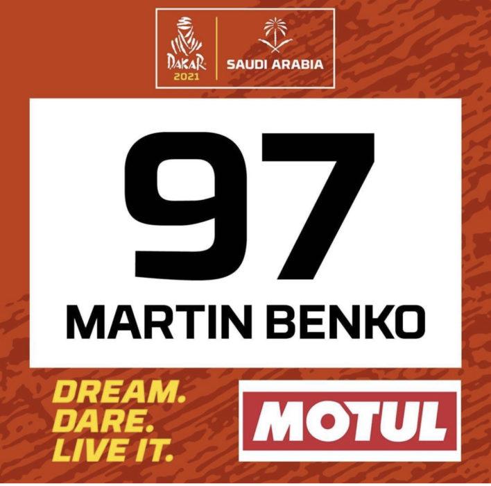 Dakar 2021 naživo – Maťo Benko