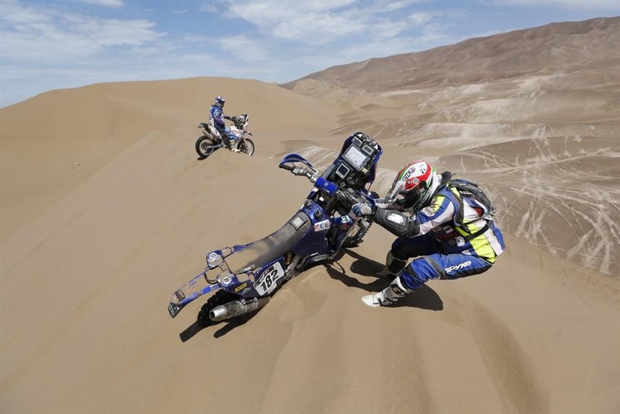 Quo vadis Dakar II.