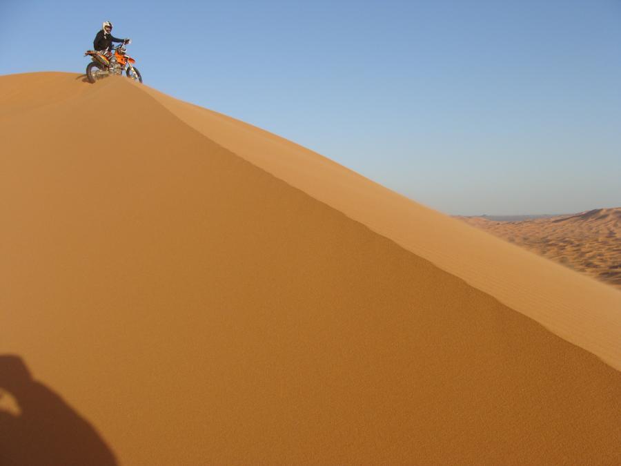 Hrebeň duny