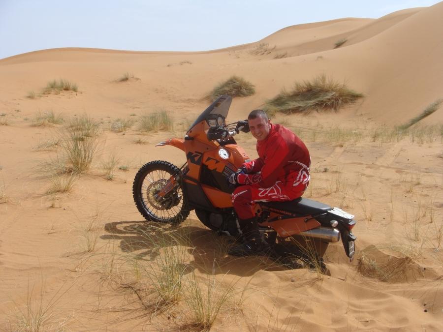 Juhom Maroka – 1. časť