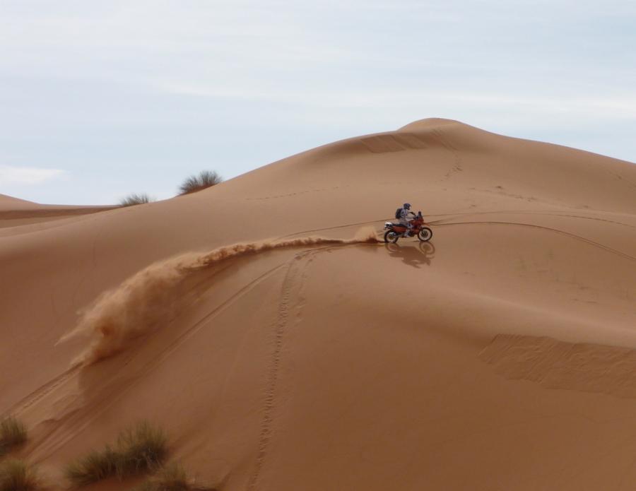 Juhom Maroka – pokračovanie