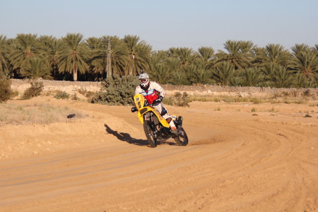Sahara Rallye de Tunisie El Chott 2013 – Svitko vyhral