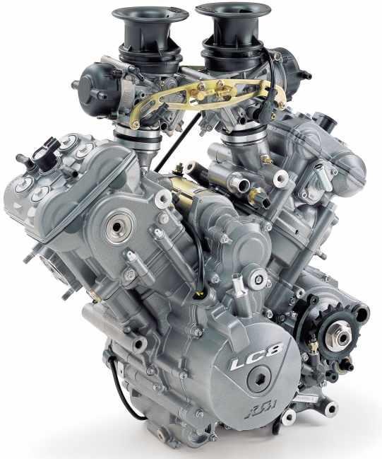 Motor LC8