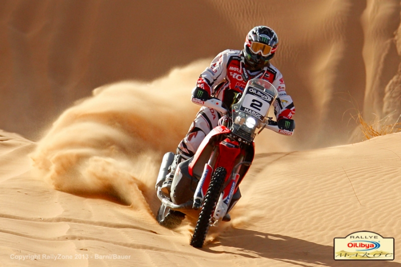 Rallye du Maroc 2013