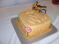 Motorková torta