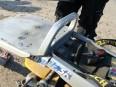 Zlomený nosič na BMW