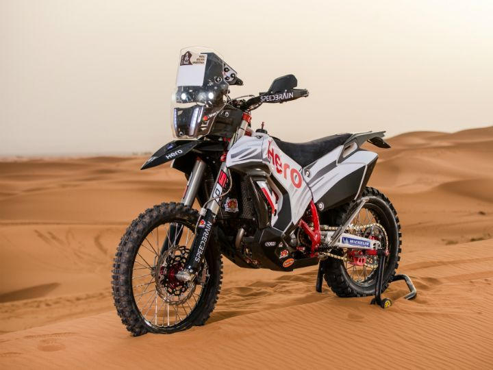 Dakar 2019 – Hero