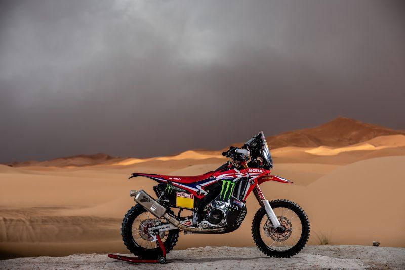 Dakar 2019 – Honda
